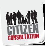 Consultation citoyenne Logo